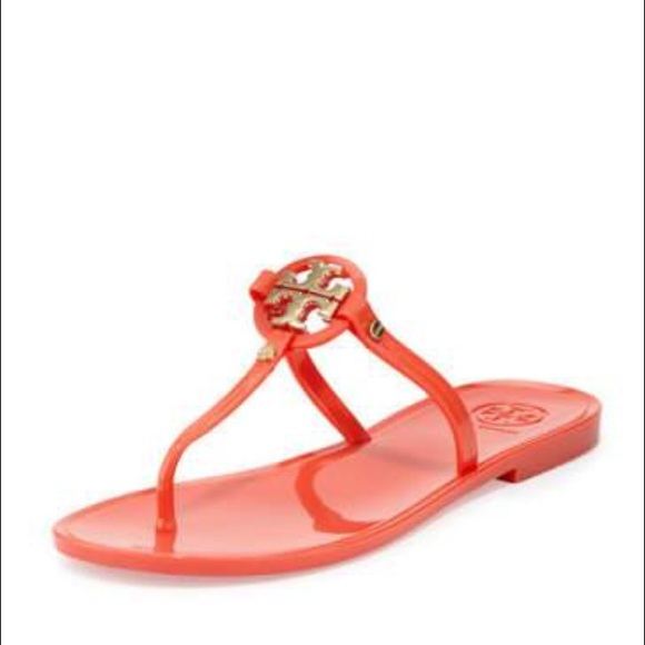 3d6ede1da373 Tory Burch Mini Miller Jelly Sandal price firm! M 5ad3b2d72c705dd342bd068a